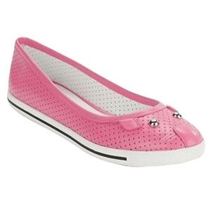 MARC BY MARC JACOBS 'Mouse' Ballerinas size: 8